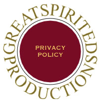 Great Spirited Productions Privacy Policy Logo