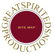 Great Spirited Productions SiteMap Logo